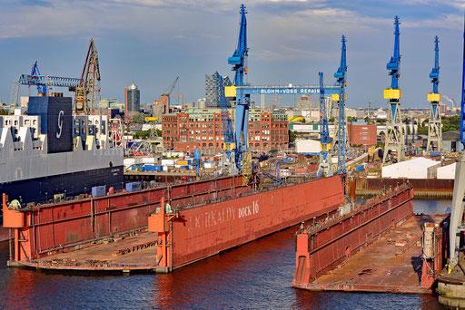 Hamburger Hafen - 158