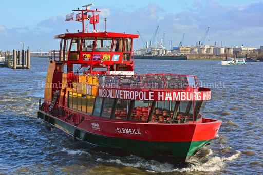 Hamburger Hafen - 123