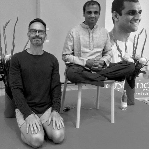 Sharathji 2019, Kopenhagen