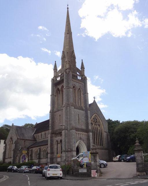 Kirche in Torquay