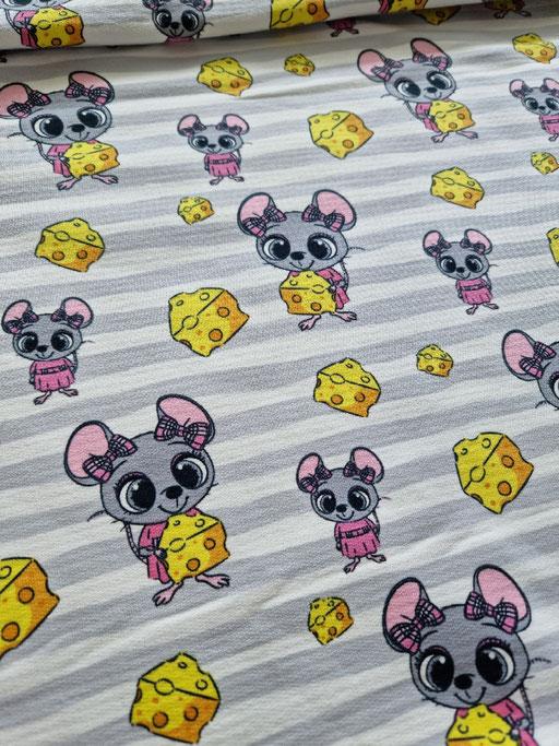 Mäuschen am Näschen - Sommersweat