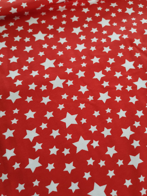 Sterne blasrot - Jersey