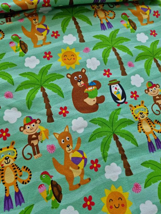 Sommer Dschungeltiere - Jersey