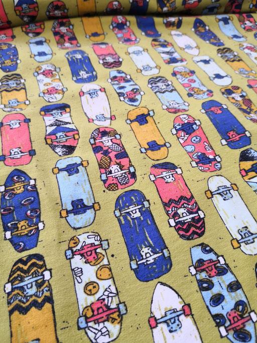 Cool Skateboard - Sommersweat