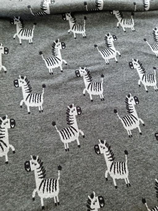 Zebra - Jacquard