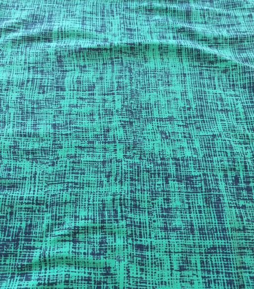 Gekritzel grün - Jersey