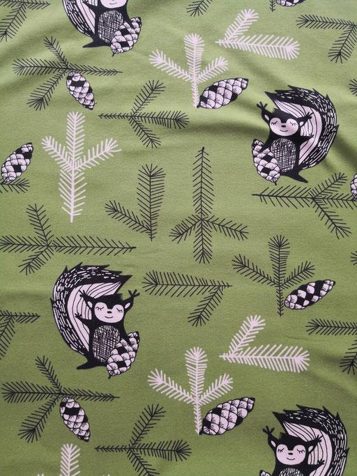 Eichhörnchen, Wald PaaPii-Design - jersey
