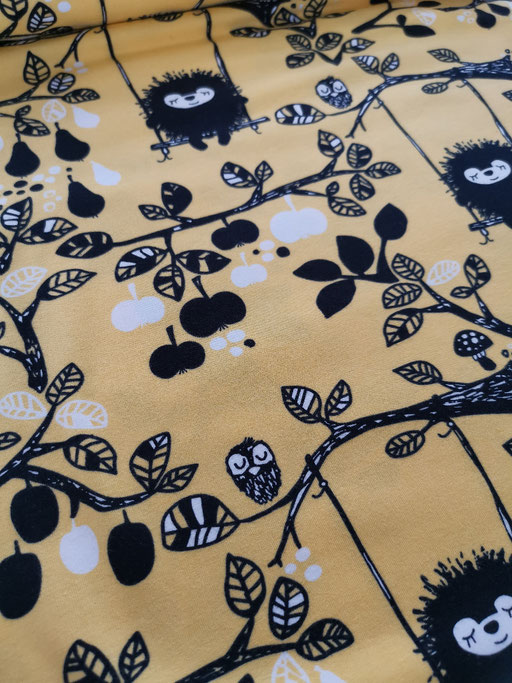 Paapii Siiri in the swing yellow - Jersey