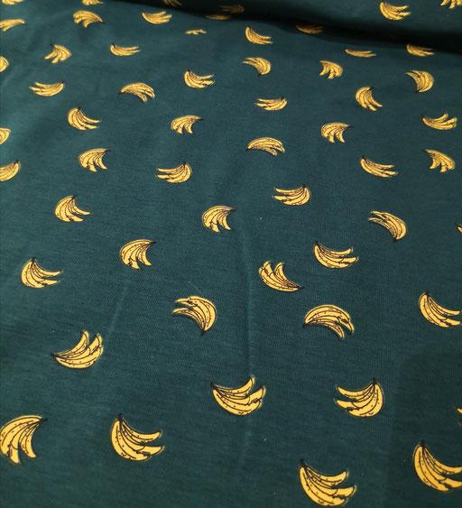 Banana dunkelgrün - Jersey