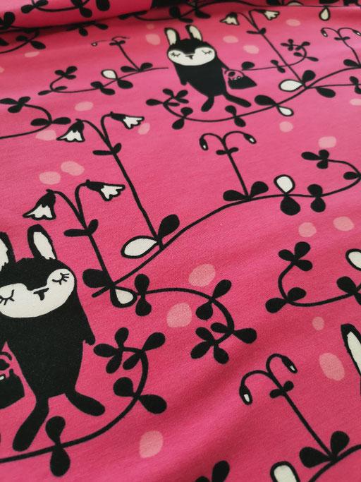 Paapii Linnea pink - Jersey