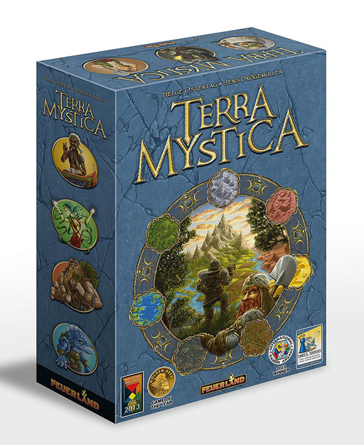 Terra Mystica (das Grundspiel)