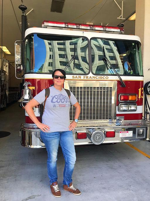 Feuerwehr in San Francisco