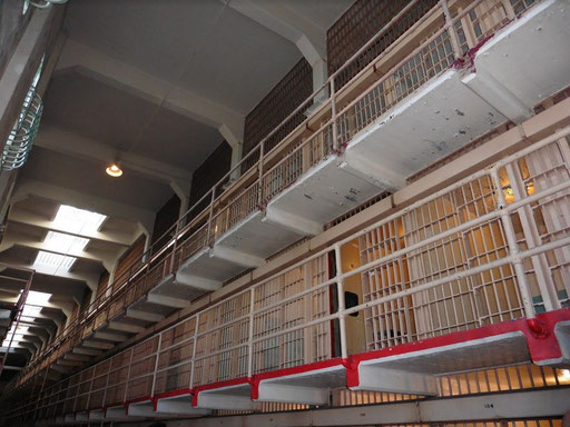 Besichtigung Gefängnisinsel Alcatraz