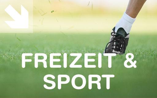 Freizeit und Sport