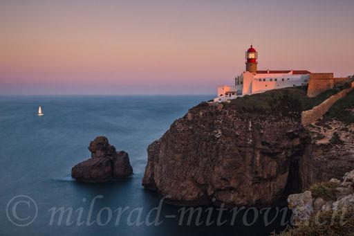 Cabo de Sao Vicente, Portugal