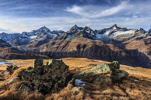 Umgebung von Matterhorn rechts