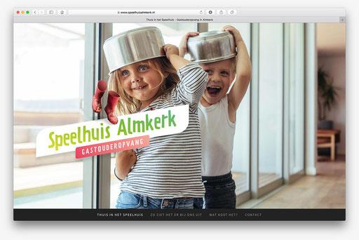 website Speelhuis Almkerk