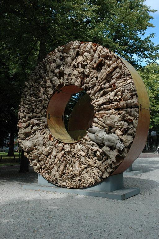 Den Haag sculptuur