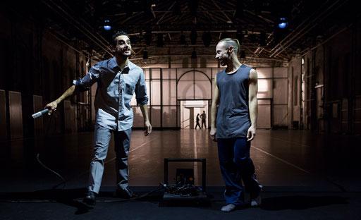 Frankfurt Diaries - Ballett des Staatstheaters am Gärtnerplatz - choreography: Antony Rizzi, Reithalle, München; photo: Marie-Laure Briane