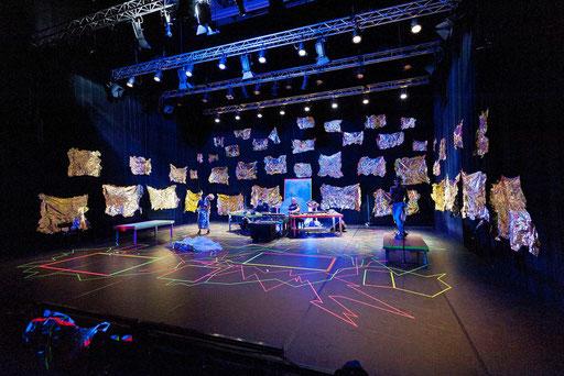 (theLID - by Ayman Harper; Festspielhaus Hellerau 2012; photo: Baldauf&Baldauf