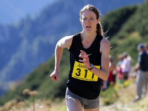 Siegerin 2014 Andrea Mayr 47.30,1 Foto: Stinn