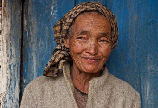 Merina tribe  woman