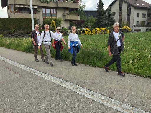Bern Zweitagemarsch
