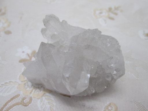 ☆アーカンソー州産水晶クラスター 81g ¥2,100