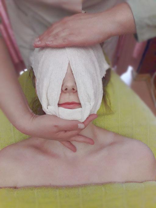 Kosmetik Linz Naturkosmetik Österreich Kosmetikstudio Behandlung Feuchtigkeit Reinigung Kompresse Peeling Drücken Ausreinigen