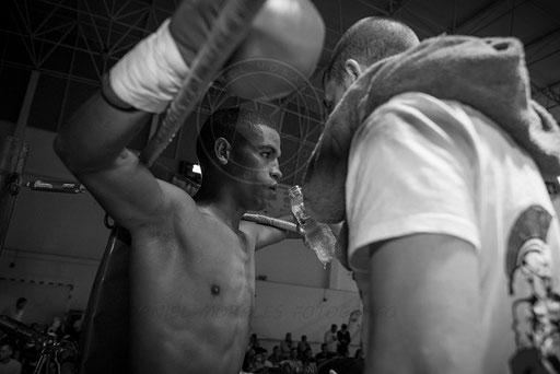 "Velada ""La Noche del Luchador III"" Gimnasio Pitu"