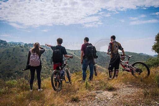 Making off documental descenso de montaña