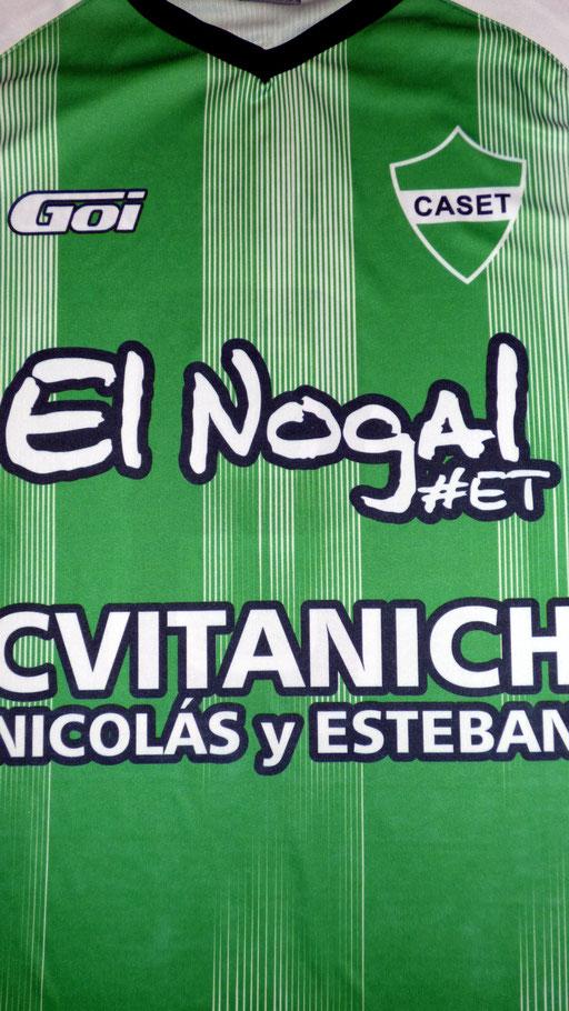 Club Atlético social El Triunfo - El Triunfo - Buenos Aires.