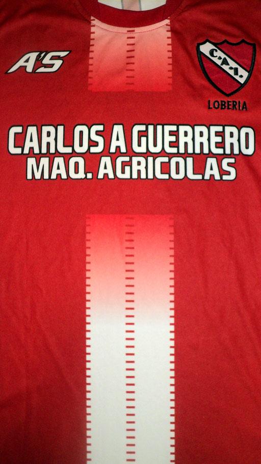 Atlético Independiente - Loberia - Buenos Aires.