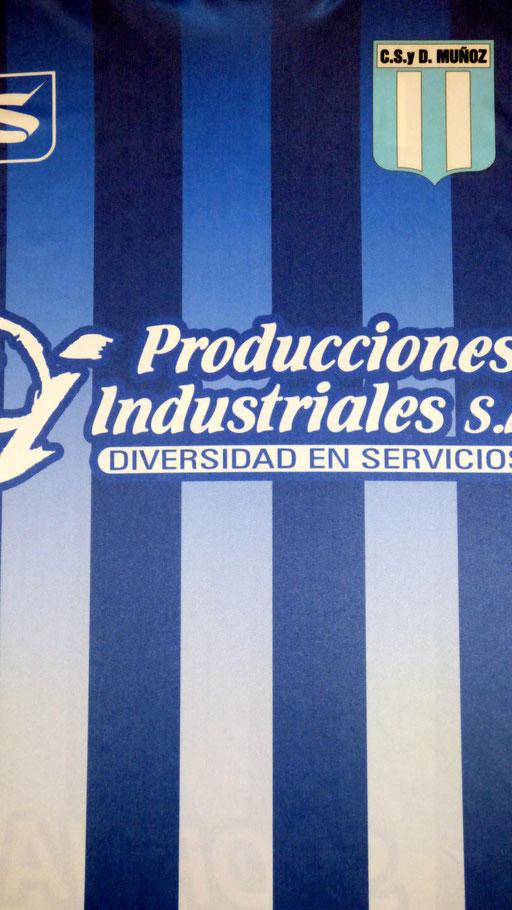 Club social y deportivo Muñoz - Muñoz - Buenos Aires.