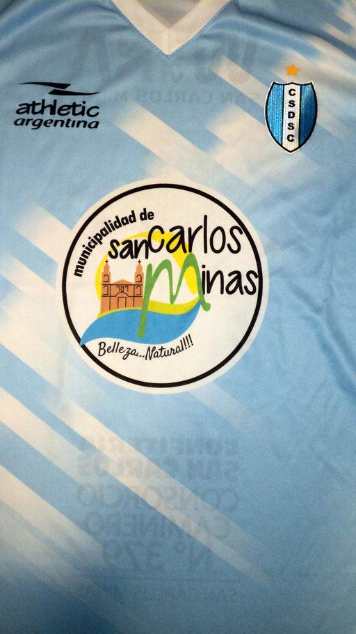 Social y deportivo San Cala - San Carlos Mina - Cordoba.