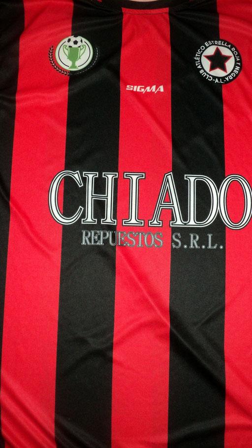 Atlético Estrella Negra y Roja - Alejo Ledesma - Cordoba.