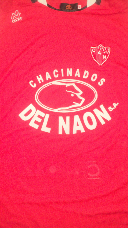 Atlético Naon - Carlos Maria Naon - Buenos Aires.