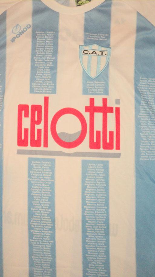Atlético Trebolense,mutual y social - El Trebol - Santa Fe.