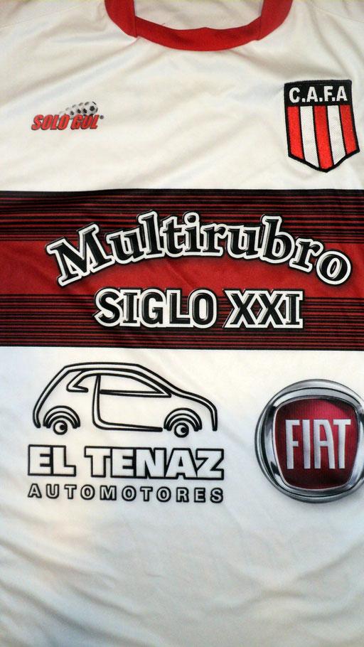 Atlético Florentino Ameghino -  Comodoro Rivadavia - Chubut.