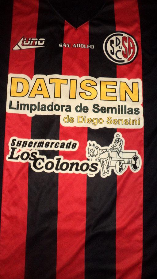 Social,deportivo y cultural San Adolfo - Aldea San Adolfo - Buenos Aires.