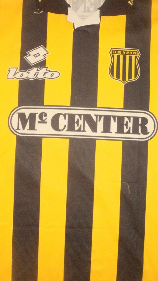 Atlético Mitre - Santiago del Estero - Santiago del Estero.