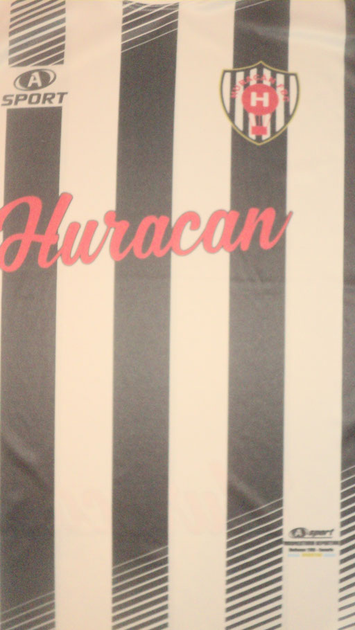 Huracan Foot Ball Club - Vera - Santa Fe.