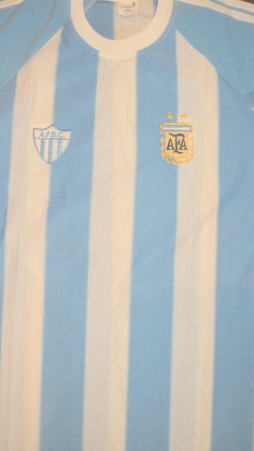 Argentino Foot Ball Club - Humberto Primo - Santa Fe.