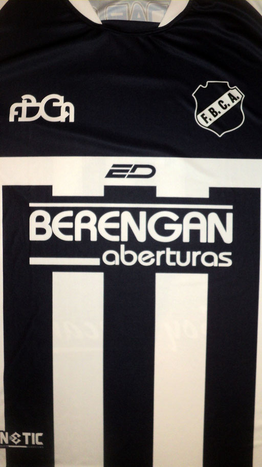 Foot Ball club Argentino - Trenque Lauquen - Buenos Aires.