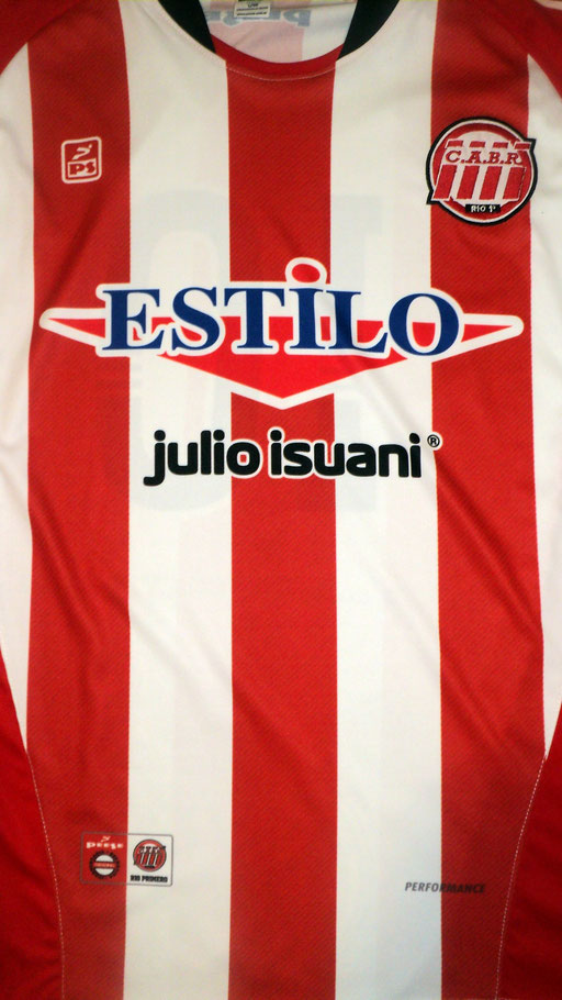Atlético Bernardino Rivadavia - Rio Primero - Cordoba.