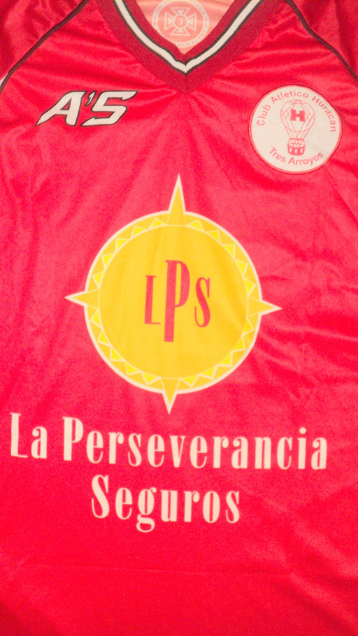Atlético Huracan - Tres Arroyos - Buenos Aires.