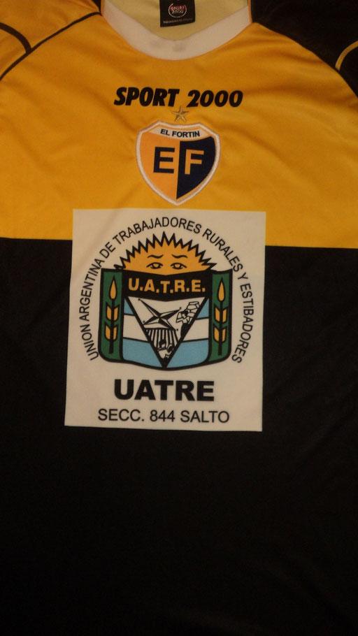 Atletico El Fortin - Salto - Buenos Aires.