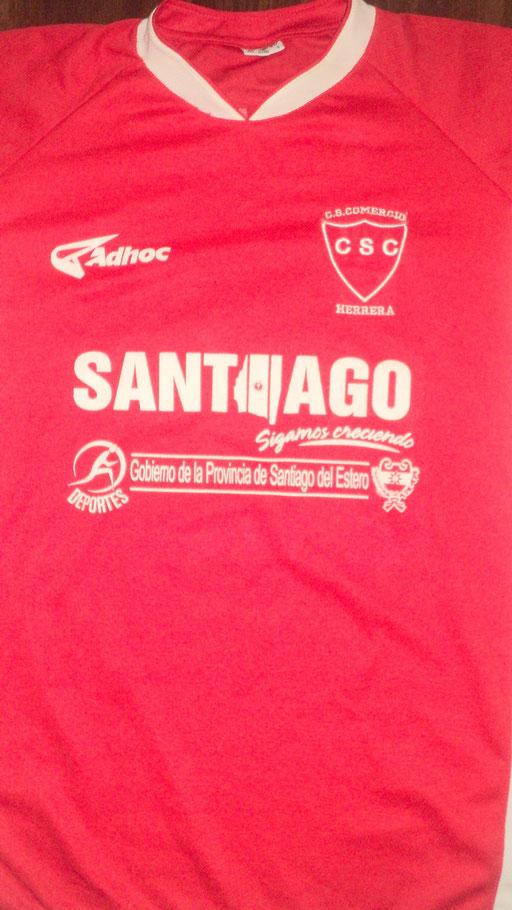 Atletico Club Sportivo Comercio - Herrera - Santiago del Estero