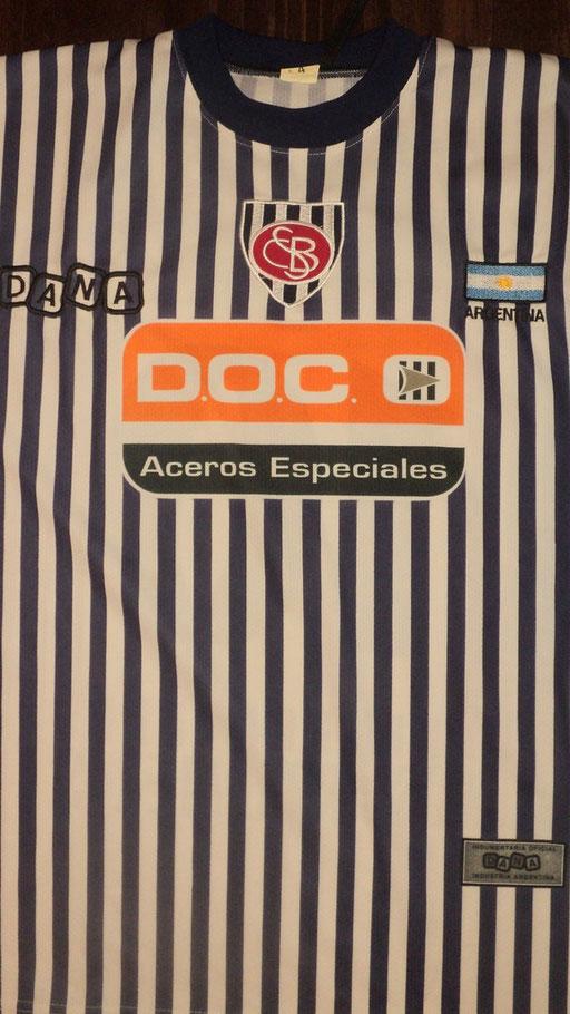 Sportivo Barracas - Capital Federal - Bs.As (Actual Sportivo Barracas Bolivar)