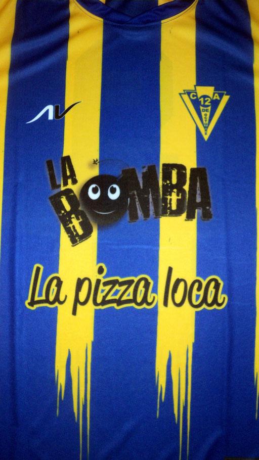 Atlético 12 de Octubre - San Nicolas - Buenos Aires.